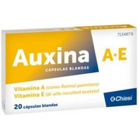 AUXINA A+E (20 CÁPSULAS)