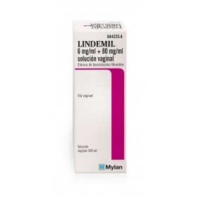 LINDEMIL SOLUCION TOPICA 500 ML