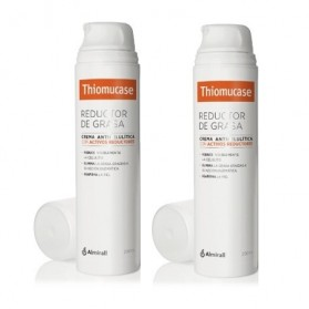 Thiomucase Reductor de Grasa Pack Duplo 2x200 ml | Farmacia Tuset