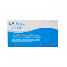 ARTELAC SPLASH 0,5ML 30 MONODOSIS
