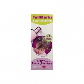 FULLMARKS SPRAY ANTIPIOJOS 150ML + LIENDRERA