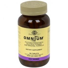 Solgar Omnium (180 comprimidos) | Farmacia Tuset