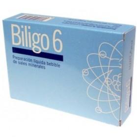 BILIGO 6 20 AMPOLLAS