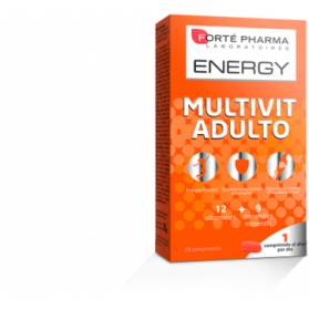 FORTE PHARMA ENERGY MULTIVIT ADULTO 30 COMP.