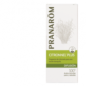 PRANAROM CITRONNEL PLUS MEZCLA DIFUSOR 30ML
