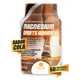MAGNESIUM SVT SPORTS ADVANCED 60 COMP MASTICABLE
