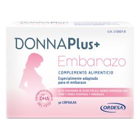 DONNAPLUS EMBARAZO 30 CAPSULAS