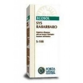 SYS RABARBARO (RUIBARBO) 50 ML.