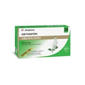 ORTOSIFON 20 AMPOLLAS BEBIBLES ARKOPHARMA.