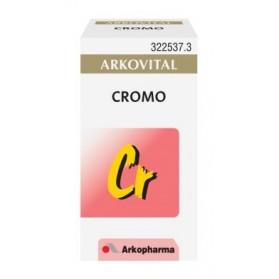 ARKOVITAL CROMO 50 CAPSULAS