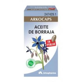 ARKOCAPSULAS ACEITE DE BORRAJA 50CAPSULAS