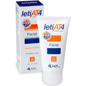 LETI AT4 CREMA FACIAL SPF 20 CREMA 50 ML