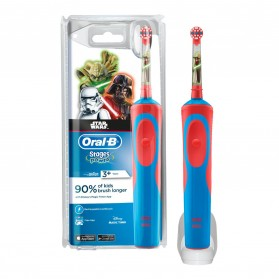 CEPILLO ELECTRICO ORAL-B STAGE POWER STAR WARS