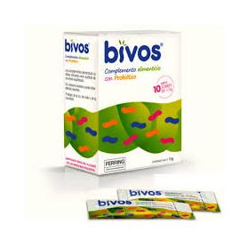 BIVOS LACTOBACILLUS GG 10 MINISOBRES 1.5 G