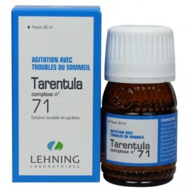 LEHNING TARENTULA COMPLEJO Nº71( 30 ML.)