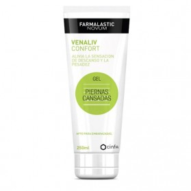 VENALIV CONFORT FARMALASTIC GEL 250ML.