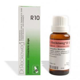 R10 Klimakteran Dr. Reckeweg Gotas | Farmacia Tuset