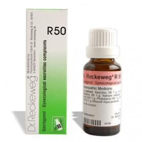 DR. RECKEWEG R50 SACROGYNOL GOTAS (50 ML)