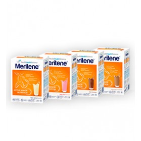 MERITENE CHOCOLATE (15 SOBRES)