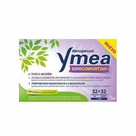 YMEA MENOPAUSIA SOFOCONFORT 24H 32 CAPS DIA +32 CAPS NOCHE