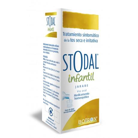 STODAL JARABE INFANTIL 150ML BOIRON