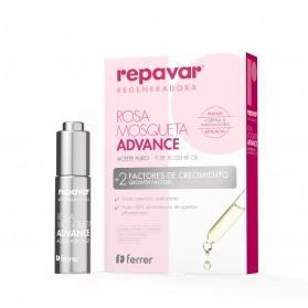 Repavar Regeneradora Rosa Mosqueta Advance Aceite Puro (15 ml) | Farmacia Tuset
