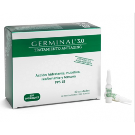 Germinal 3.0 Tratamiento Antiaging (30 ampollas) | Farmacia Tuset