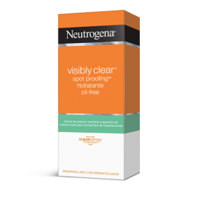Neutrogena Visibly Clear Spot Proofing Hidratante Oil-free | Farmacia Tuset