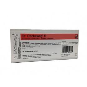 R12 Multojodin Dr. Reckeweg Ampollas | Farmacia Tuset