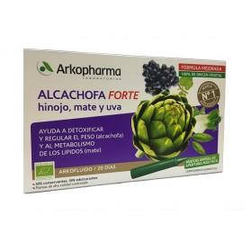 Alcachofa Forte 20 Ampollas Arkopharma | Farmacia Tuset