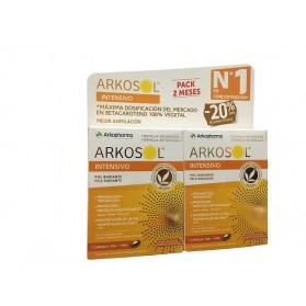 Arkosol Intensivo Pack 2 meses Arkopharma | Farmacia Tuset