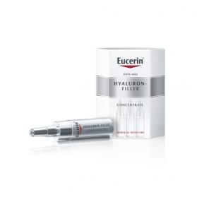 Eucerin Hyaluron-Filler Sérum Concentrado 6 amp.   Farmacia Tuset