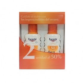 Eucerin Spray FPS 50 + Eucerin Kids FPS 50 | Farmacia Tuset