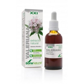 Soria Natural Valeriana Extracto S.XXI (50 ml) | Farmacia Tuset
