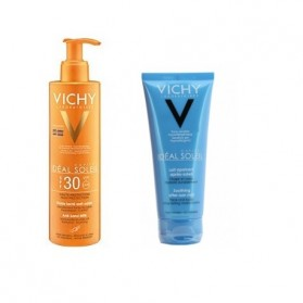VICHY IDEAL SOLEIL LECHE FLUIDA ANTI-ARENA SPF 30 (200 ML)
