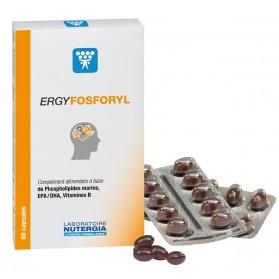 Nutergia Ergyfosforyl (60 perlas) | Farmacia Tuset
