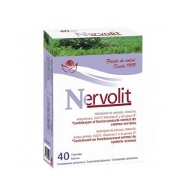 Bioserum Nervolit (40 cáps) | Farmacia Tuset