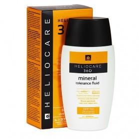 Heliocare 360º Mineral Tolerance Fluid FPS 50 (50 ml)   Farmacia Tuset