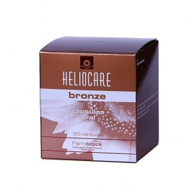 Heliocare Bronze Cápsulas (30 cápsulas) | Farmacia Tuset
