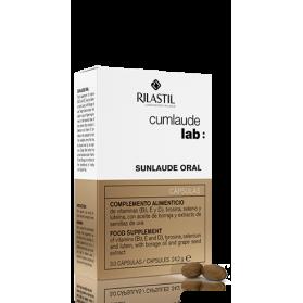 Cumlaude Sunlaude Oral (30 cápsulas) | Farmacia Tuset