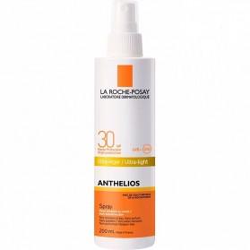 La Roche-Posay Anthelios Spray Ultra-Ligero FPS 30 (200 ml) | Farmacia Tuset