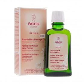 Weleda Aceite de Masaje Antiestrías (100 ml) | Farmacia Tuset