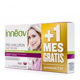 Innéov Pre-Hyaluron Tratamiento 2 meses + 1 mes GRATIS | Farmacia Tuset