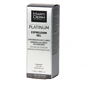 Martiderm Platinum Expression Gel (15 ml) | Farmacia Tuset