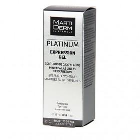 Martiderm Platinum Expression Gel (15 ml) | Farmacia Tuset