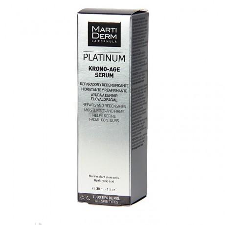 Martiderm Platinum Krono Age Sérum (30 ml)   Farmacia Tuset