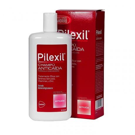 Pilexil Champú Anticaída (500 ml)   Farmacia Tuset