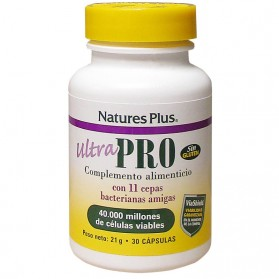 Nature's Plus Ultra Pro (30 cápsulas) | Farmacia Tuset