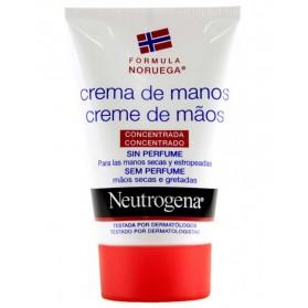 Neutrogena Crema de Manos Concentrada Sin Perfume (50 ml) | Farmacia Tuset