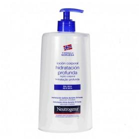 Neutrogena Loción Corporal Hidratación Profunda Piel Seca (750 ml) | Farmacia Tuset